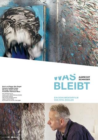 Filmplakat ALBRECHT SCHNIDER: Was bleibt