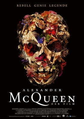Filmplakat ALEXANDER MC QUEEN - Der Film