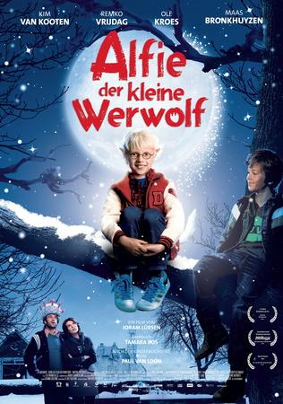 Filmplakat ALFIE - Der kleine Werwolf