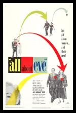 Filmplakat ALL ABOUT EVE - Alles über Eva