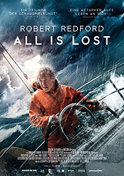 Filmplakat ALL IS LOST