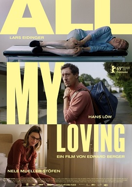 Filmplakat ALL MY LOVING