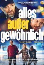 Filmplakat ALLES AUSSER GEWÖHNLICH