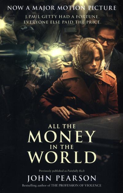 Filmplakat Alles Geld der Welt - ALL THE MONEY IN THE WORLD - engl. OmU
