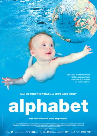 Filmplakat Alphabet