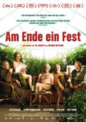 Filmplakat Am Ende ein Fest