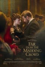 Filmplakat Am grünen Rand der Welt - FAR FROM THE MADDING CROWD - engl. OmU