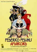 Filmplakat Fellinis ARMARCORD (ital. OmU)