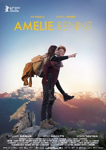 Filmplakat Amelie rennt