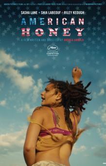 Filmplakat AMERICAN HONEY - engl. OmU