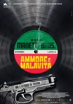 Filmplakat Ammore e Malavita - Love & Crime - ital. OmU