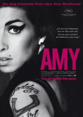 Filmplakat AMY - engl. OmU