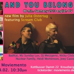 Filmplakat AND YOU BELONG