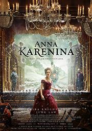 Filmplakat Anna Karenina - engl. OmU