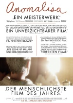 Filmplakat ANOMALISA