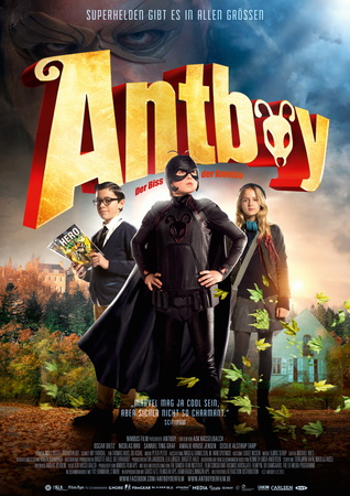 Filmplakat Antboy
