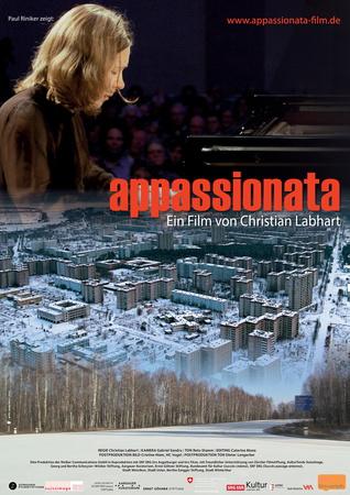 Filmplakat APPASSIONATA - Die Pianistin Alena Cherny