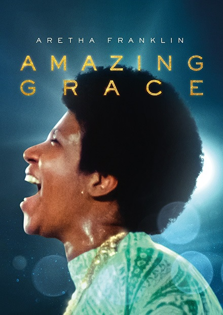 Filmplakat Aretha Franklin: AMAZING GRACE