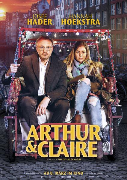 Filmplakat Arthur & Claire
