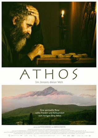 Filmplakat ATHOS - Im Jenseits dieser Welt OmU