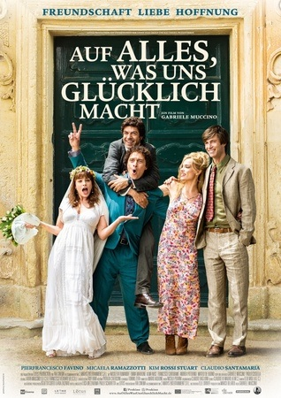Filmplakat Auf alles, was uns glücklich macht