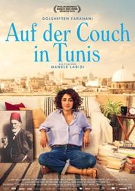 Filmplakat Auf der Couch in Tunis