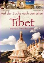 Filmplakat Auf der Suche nach dem alten Tibet - Eine Reise zu Buddhas Erben