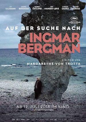 Filmplakat Auf der Suche nach Ingmar Bergman