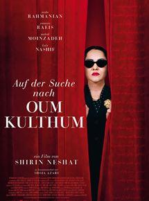 Filmplakat Auf der Suche nach Oum Kulthum