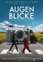 Filmplakat Augenblicke - Gesichter einer Reise