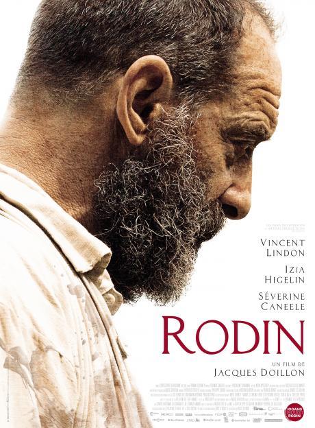 Filmplakat AUGUSTE RODIN - RODIN - franz. OmU