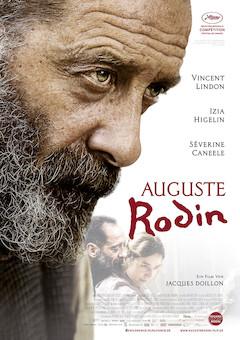 Filmplakat AUGUSTE RODIN