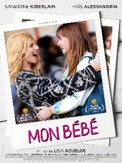 Filmplakat Ausgeflogen - MON BÉBÉ - franz. OmU