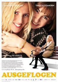 Filmplakat AUSGEFLOGEN