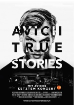 Filmplakat Avicii - True Stories