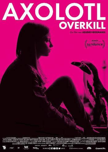 Filmplakat AXOLOTL OVERKILL