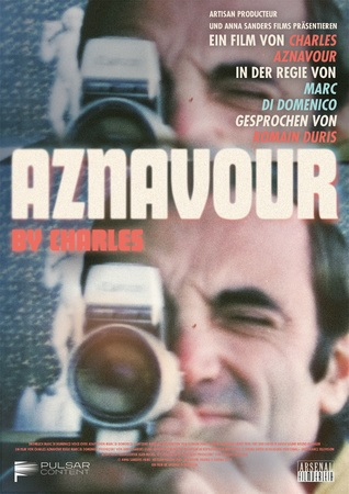 Filmplakat AZNAVOUR BY CHARLES