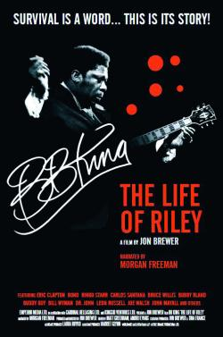 Filmplakat BB King: The Life of Riley - engl. OmU