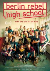 Filmplakat Berlin Rebel High School