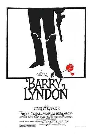 Filmplakat BARRY LYNDON