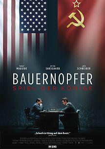 Filmplakat BAUERNOPFER - Spiel der Könige