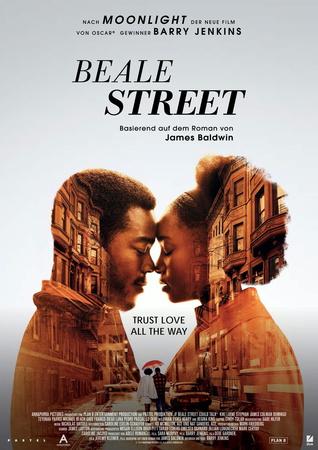 Filmplakat BEALE STREET