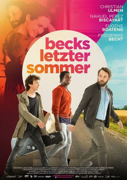 Filmplakat Becks letzter Sommer