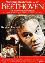 Filmplakat BEETHOVEN - Genie und Wahnsinn