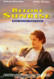 Filmplakat BEFORE SUNRISE