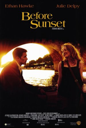Filmplakat BEFORE SUNSET