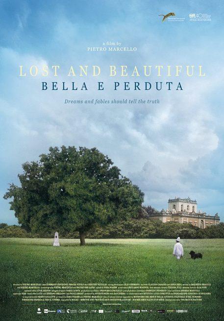 Filmplakat BELLA E PERDUTA - Eine Reise durch Italien - ital. OmU
