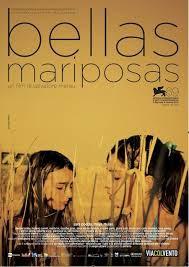 Filmplakat BELLAS MARIPOSAS - Schöne Schmetterlinge - ital. OmU