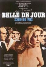 Filmplakat BELLE DE JOUR - Schöne des Tages