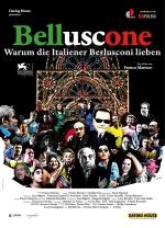 Filmplakat BELLUSCONE   Warum die Italiener Berlusconi lieben - ital. OmU